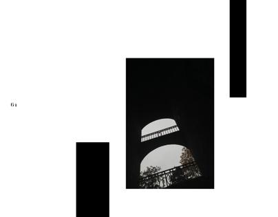 Negative Spaces Photobook