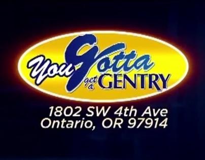 Gentry Auto Group Radio
