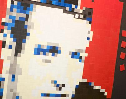 Pixels XL I 5x5 cm pieces
