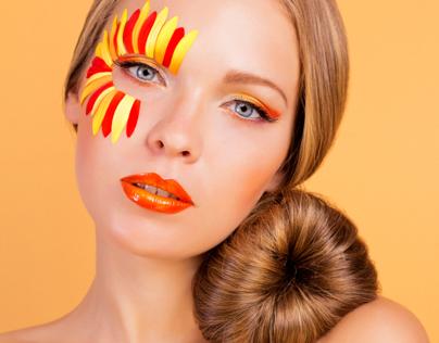 Makeup Calendar | Elegant Mag | November Issue 2013