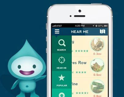 Seattle Walk - Mobile App