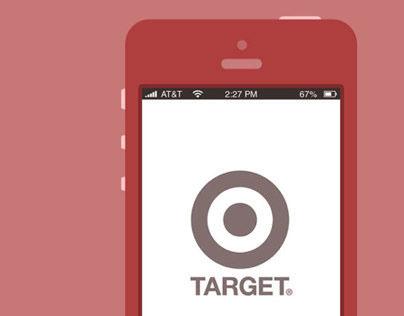 Mobile App - Target