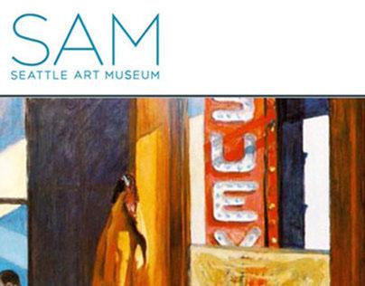 iPad App - Seattle Art Museum