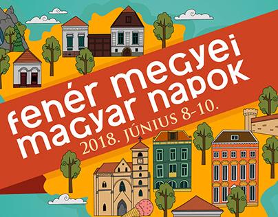 Fehér Megyei Magyar Napok 2018
