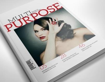 Multipurpose Editorial/Magazine
