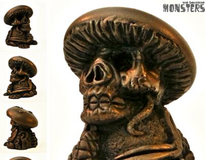 DEATH CAP (amanita must scare ya)