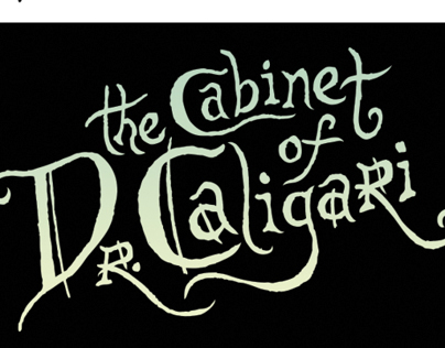 The Cabinet of Dr. Caligari (2012)