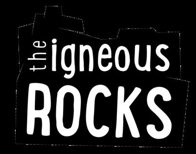 The Igneous Rocks
