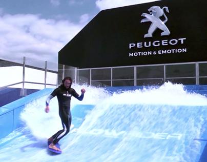 Peugeot Goodwood 2013 - Enjoy the Ride