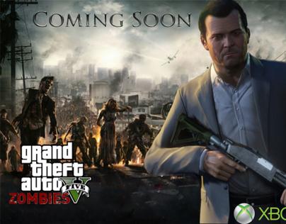 Grand Theft Auto 5 Zombies idea