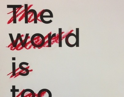 Experimental Typography