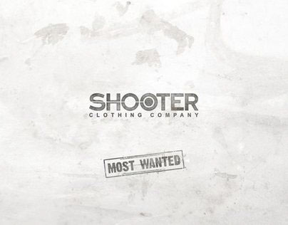 """Shooter campaign """"MOST WANTED"""" F/W 2013"""