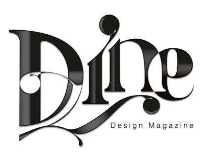 Dzine - Magazine Logo Concept