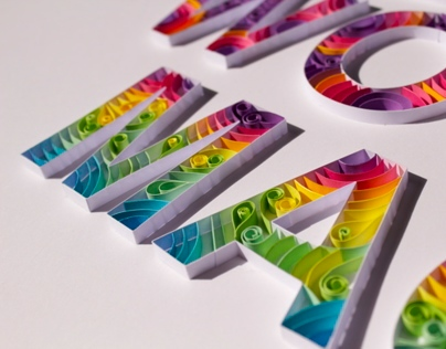 Quilling Project No. Two