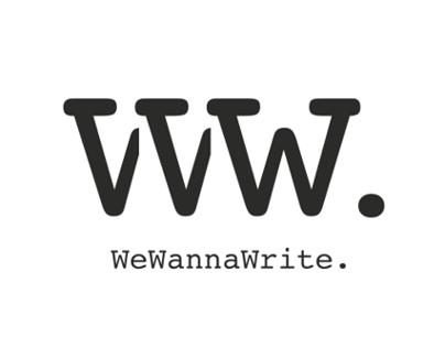 WeWannaWrite - [BRAND]