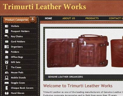 Trimurti Leather Works
