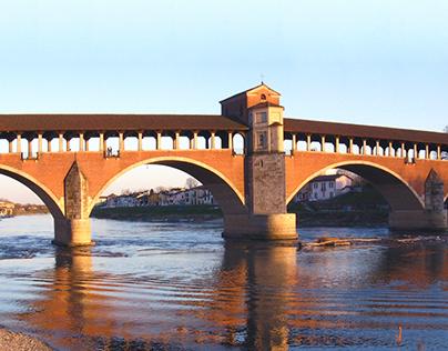 City Branding Pavia