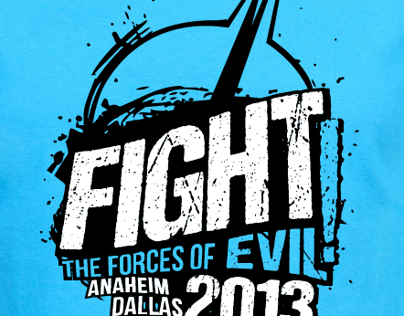 Fight the Forces of Evil Conference