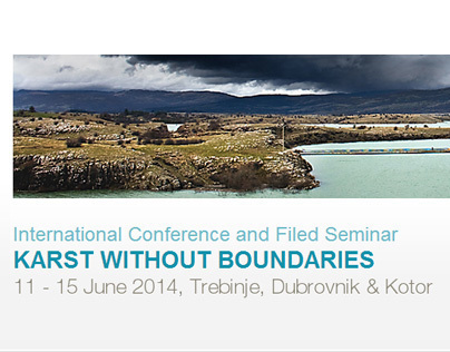 KARST WITHOUT BOUNDARIES - International Conference