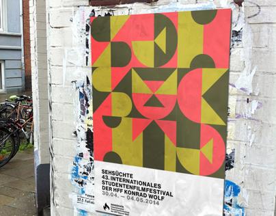The student film ABC — Festival Identity
