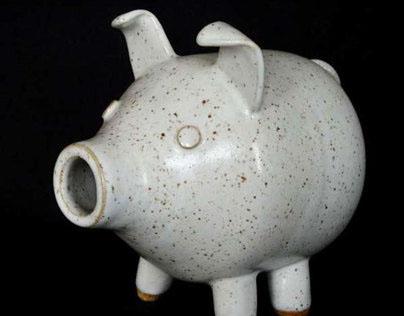 Ceramic work