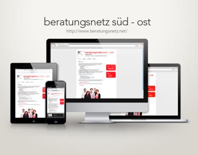 Design und Produktion der Webseite