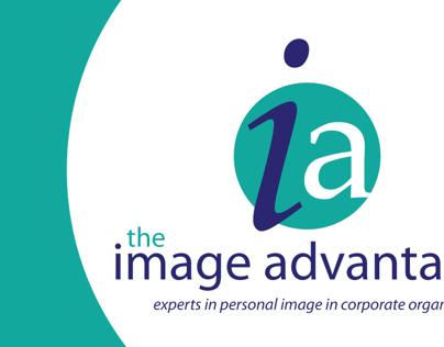 The Image Advantage Logo & Business Cards
