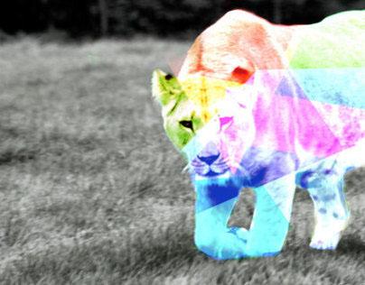 Digital Lion