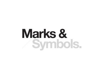 Marks & Symbols.
