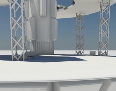 Aura Space Station