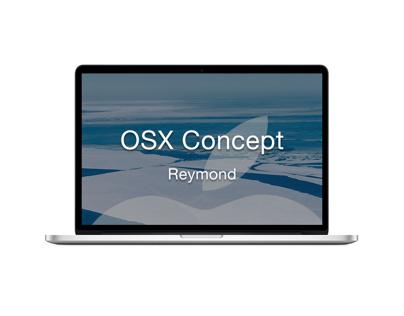 OSX XI/11 Concept by Reymond