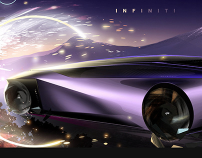 2019 Infiniti Sponsored Studio-Prototype X