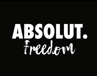 ABSOLUT FREEDOM