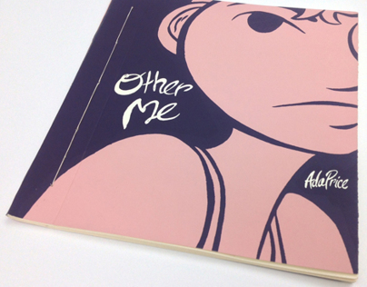 Other Me, silkscreen book