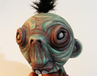 Voodoo Helper (KR Munny x PI Mickey)