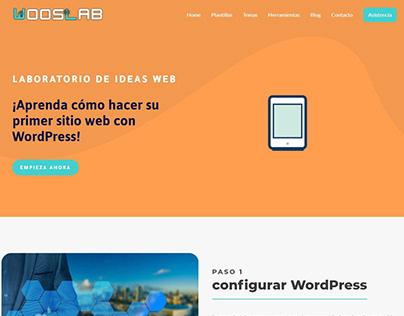 WossLab (laboratorio de ideas Web)