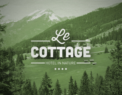 Le Cottage - Hotel in Nature