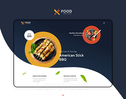 Food Valley - Home page