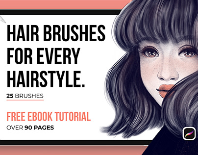 25 Hair Brushes for Every Hairstyle + Free Ebook