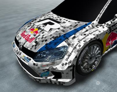Volkswagen Fan Car