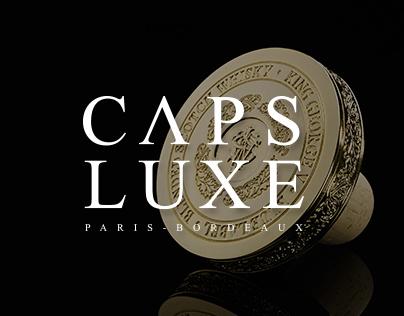Capsluxe - Branding, Site...