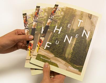 Het Funen - Book Design