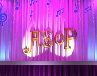 ASOP Stage Design Concepts