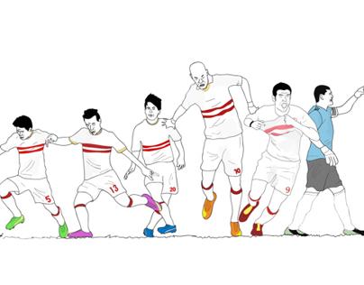 Zamalek SC - Team 2013