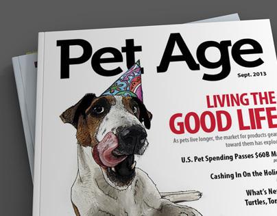 Pet Age September 2013
