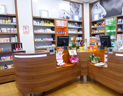 Pharmacy Antverpia - Belgium
