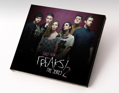 FREAKS! THE SERIES, OST Album Artworks