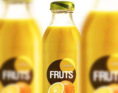 Embalagem - Fruts Juice