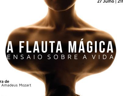 A FLÁUTA MÁGICA   Opera