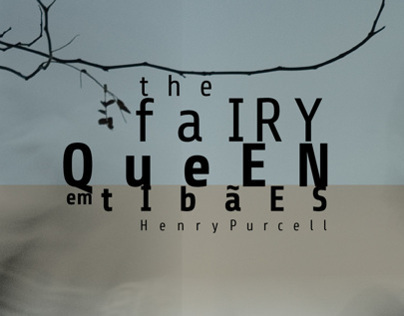 The Fairy Queen in Tibães | Opera Show